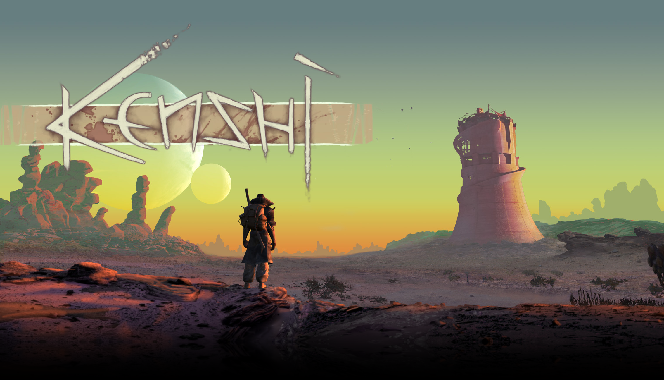 Kenshi | An Open Ended, Squad Based RPG - Lo-Fi Games Dev Blog