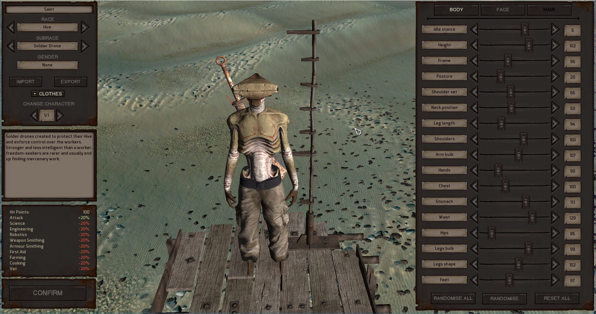 Dev Blog #12: Map UI - Kenshi | An Open Ended, Squad Based RPG