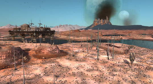Kenshi World Weather Effects