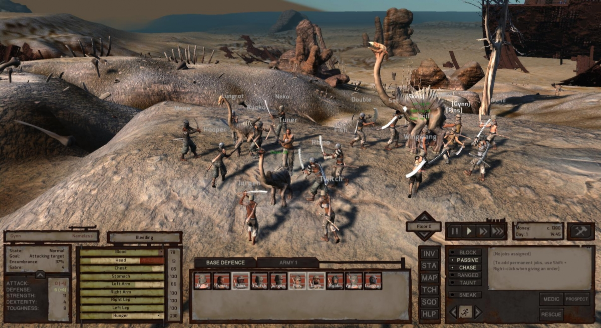 Gallery | Kenshi | An Open Ended, Squad Based RPG