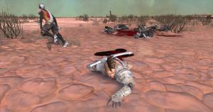 Crawling Combat
