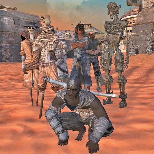 About Kenshi - Kenshi | An Open Ended, Squad Based RPG